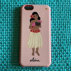 Kate Spade IPhone 6S hybrid case